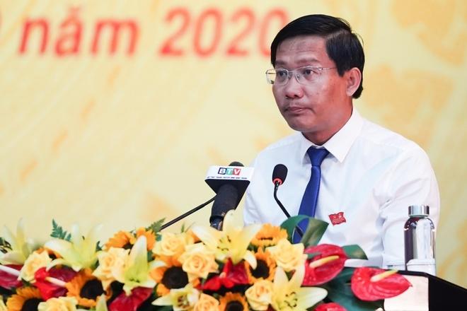 Ông Lê Tuấn Phong, tân Chủ tịch UBND tỉnh Bình Thuận.