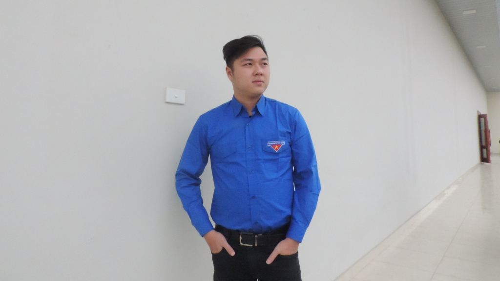 Trần Vũ, Bí thư Đoàn phường Phạm Đình Hổ