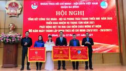 Tuổi trẻ Ba Đình thi đua lập thành tích mừng 90 năm thành lập Đoàn