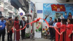 Công trình chào mừng Đại hội Đảng mang dấu ấn thanh niên phường