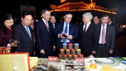 Khai mạc ngày hội văn hóa du lịch Hòa Bình tại Hà Nội