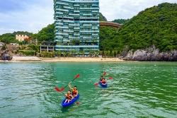 Cát Bà đẩy mạnh du lịch thể thao, nghỉ dưỡng biển
