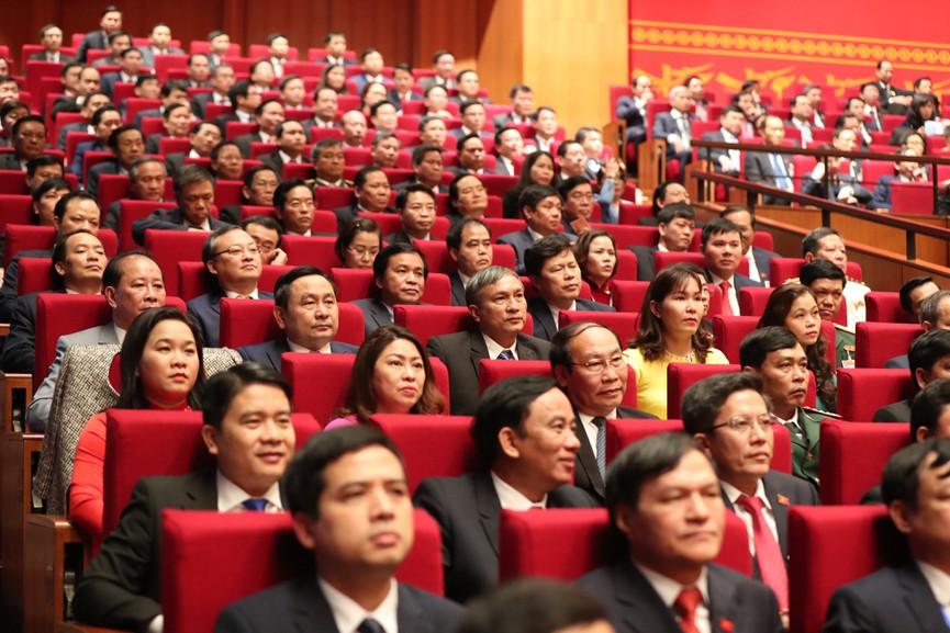 Tổng Bí thư, Chủ tịch nước dự phiên họp trù bị Đại hội XIII của Đảng - ảnh 9