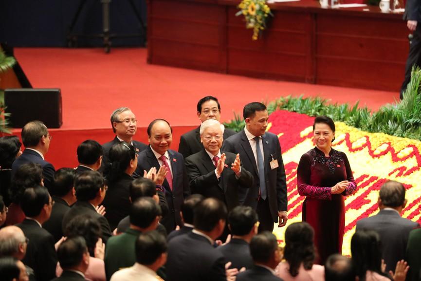Tổng Bí thư, Chủ tịch nước dự phiên họp trù bị Đại hội XIII của Đảng - ảnh 3