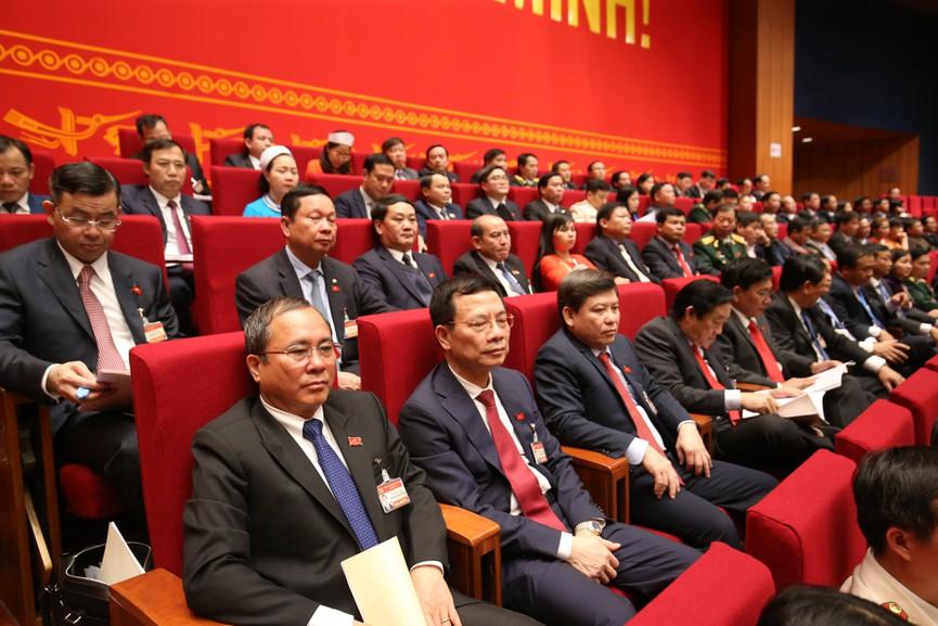 Tổng Bí thư, Chủ tịch nước dự phiên họp trù bị Đại hội XIII của Đảng - ảnh 5