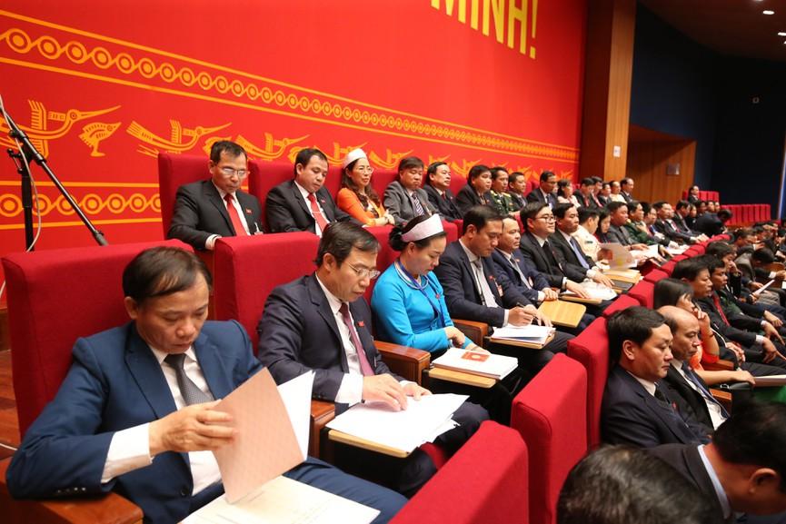 Tổng Bí thư, Chủ tịch nước dự phiên họp trù bị Đại hội XIII của Đảng - ảnh 6