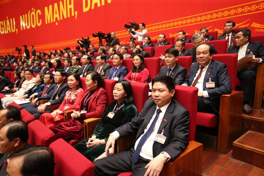 Tổng Bí thư, Chủ tịch nước dự phiên họp trù bị Đại hội XIII của Đảng - ảnh 7