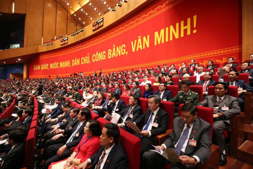 Tổng Bí thư, Chủ tịch nước dự phiên họp trù bị Đại hội XIII của Đảng - ảnh 8