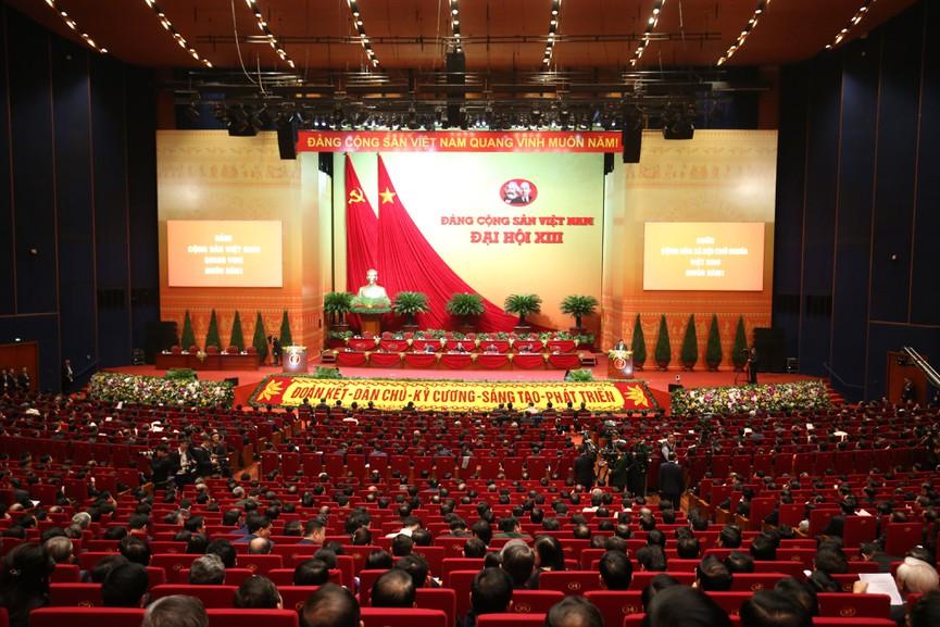 Tổng Bí thư, Chủ tịch nước dự phiên họp trù bị Đại hội XIII của Đảng - ảnh 10