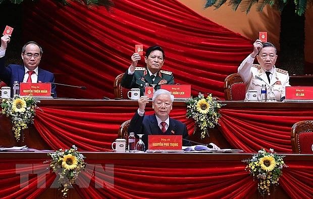 Hôm nay (26/1), khai mạc trọng thể Đại hội đại biểu toàn quốc lần thứ XIII của Đảng