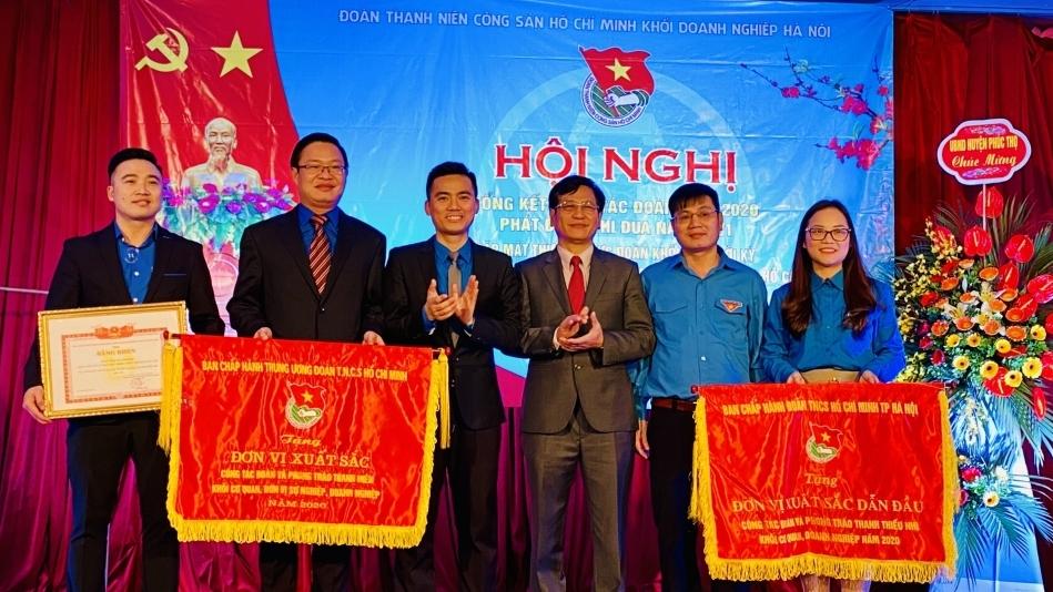 Tuổi trẻ Khối Doanh nghiệp Hà Nội đóng góp hơn 500 sáng kiến, cải tiến kỹ thuật
