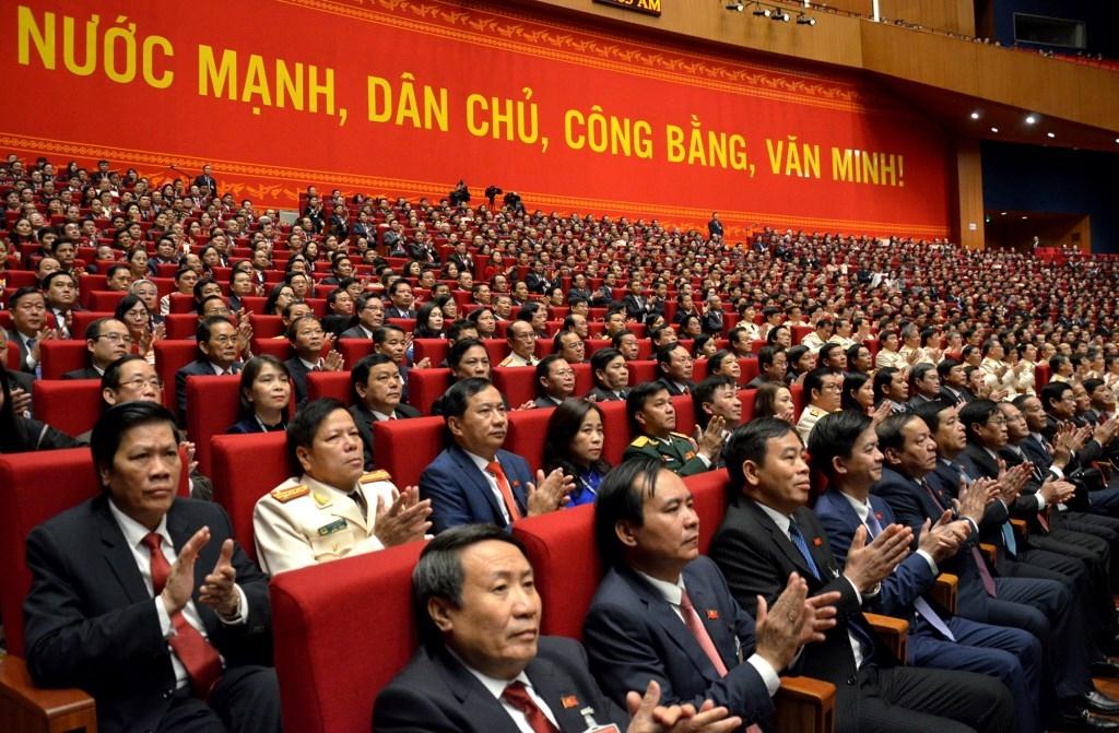 Đại biểu dự Đại hội