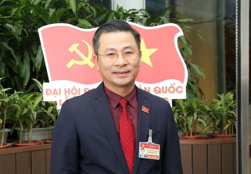 Đồng chí Nguyễn Phi Thường, Chủ tich Liên đoàn Lao động TP Hà Nội