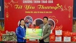 Thành đoàn Hà Nội mang Tết yêu thương đến với trẻ thiệt thòi