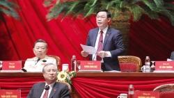 Thông cáo báo chí ngày làm việc thứ 3 Đại hội Đảng toàn quốc lần thứ XIII