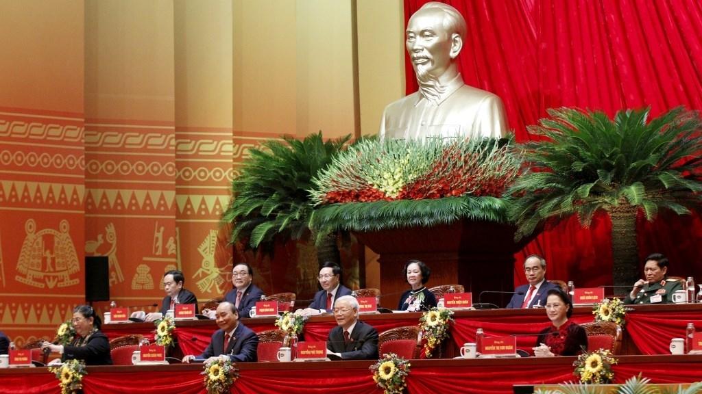Đại hội XIII của Đảng tiếp tục thực hiện công tác nhân sự