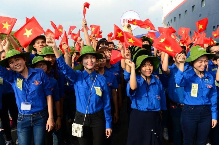 Trách nhiệm rất lớn của thanh niên trong khát vọng đất nước hùng cường
