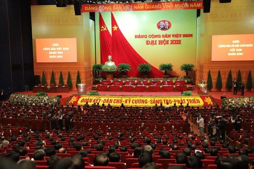 5 đồng chí được bầu vào Ban Bí thư tại Hội nghị lần thứ Nhất BCH Trung ương Đảng khóa XIII