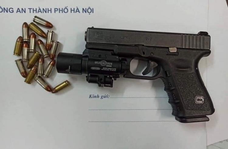 141 lien tuc phat hien bat giu cac doi tuong tang tru sung