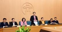 Phê chuẩn kết quả bầu Bí thư Thành ủy Vương Đình Huệ làm Trưởng đoàn Đại biểu Quốc hội thành phố Hà Nội