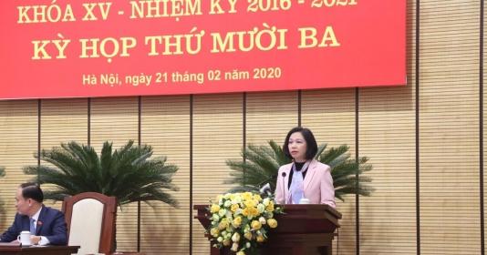 Giảm hơn 2.500 tổ dân phố ở 10 quận nội thành Hà Nội