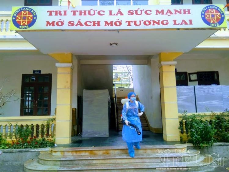 truong hoc khong dat 7 tieu chi tro len ve muc do an toan se khong duoc hoat dong
