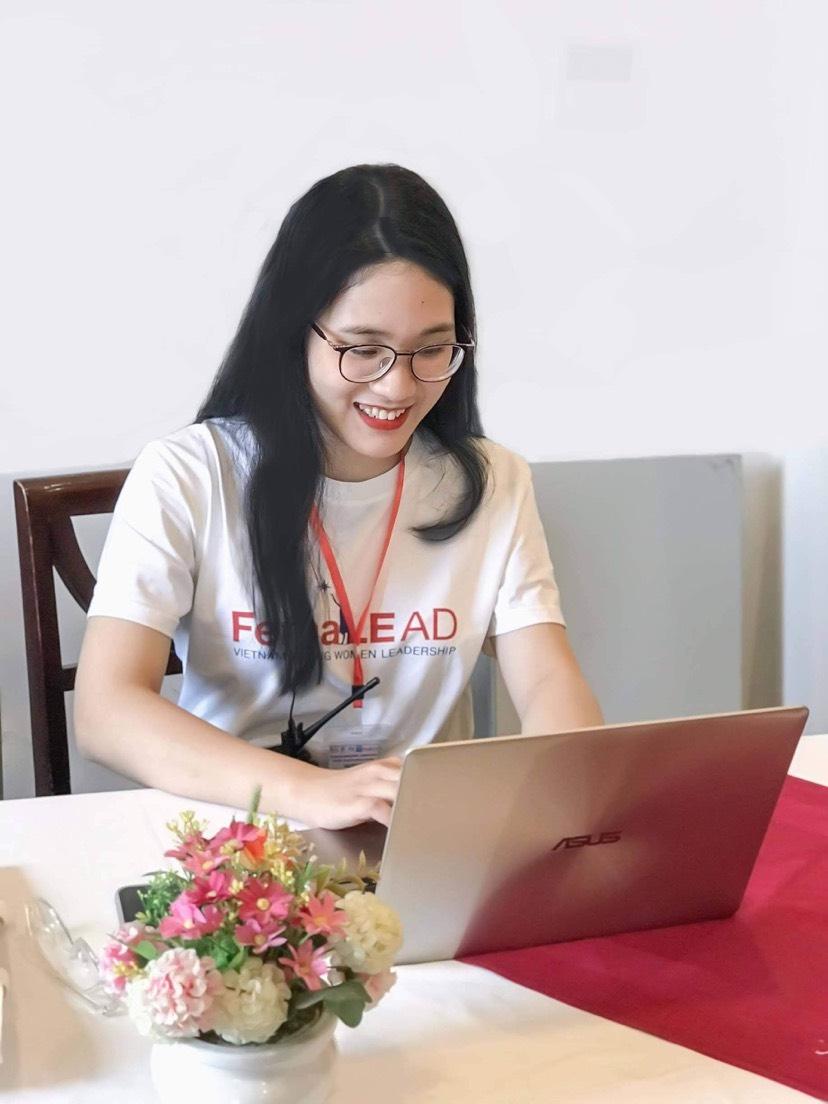 Sau khi tốt nghiệp đại học Thảo Nhi dự định học tiếp chương trình thạc sĩ