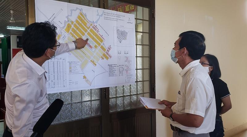 Công bố quy hoạch chi tiết xây dựng 1/500 dự án Lan Anh 7 giai đoạn 2