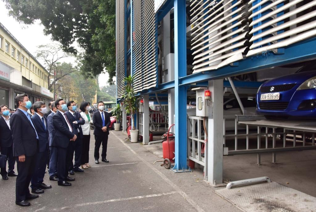 Xây dựng thương hiệu Hanoibus uy tín trong mắt người dân Thủ đô