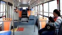 Hà Nội dự kiến giảm 50% số khách trên xe buýt để phòng, chống Covid-19