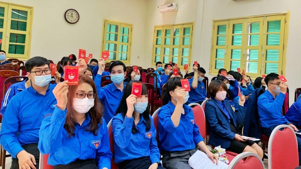 Đại hội Chi đoàn Văn phòng Thành đoàn Hà Nội nhiệm kỳ 2021 - 2023