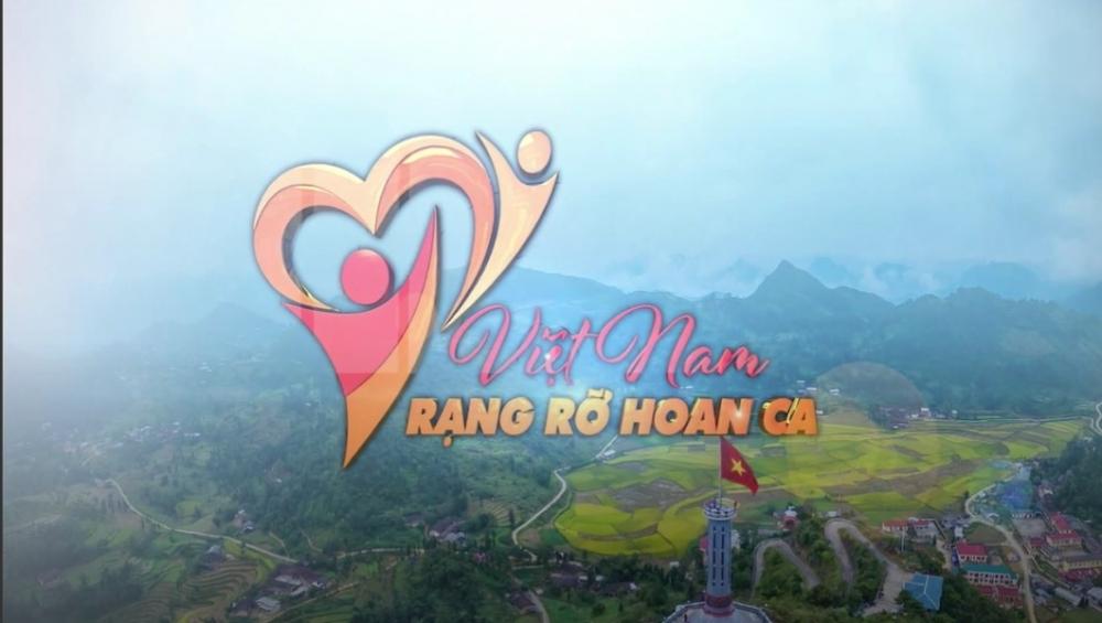 """Trailer MV ca nhạc """"Việt Nam rạng rỡ hoan ca"""""""