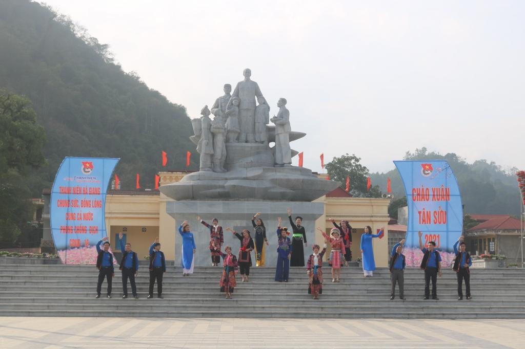 Điểm cầu Hà Giang