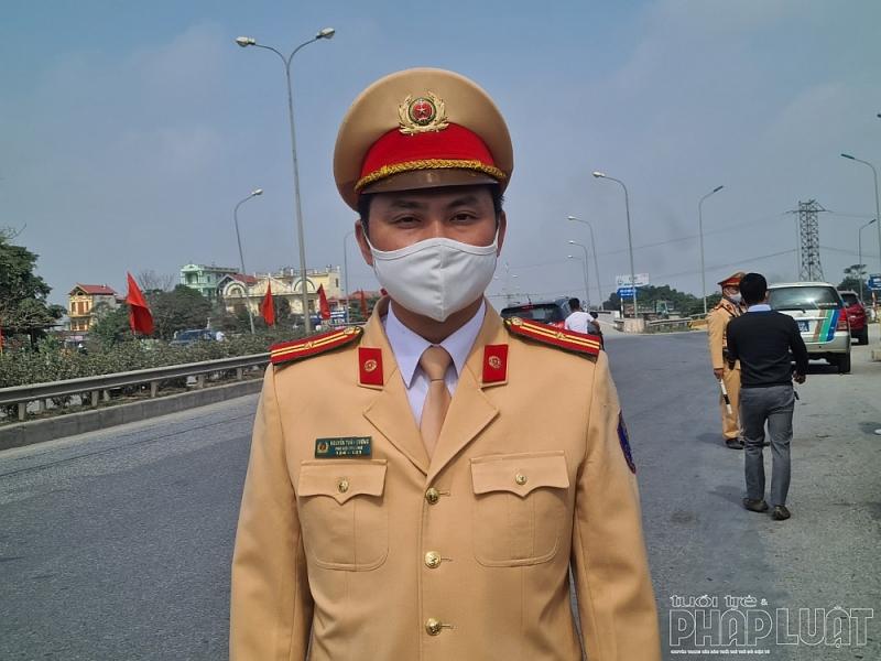Thiếu tá Nguyễn Tuấn Cường