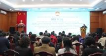 MTTQ Việt Nam TP Hà Nội quán triệt chỉ thị về tăng cường khối đại đoàn kết toàn dân tộc