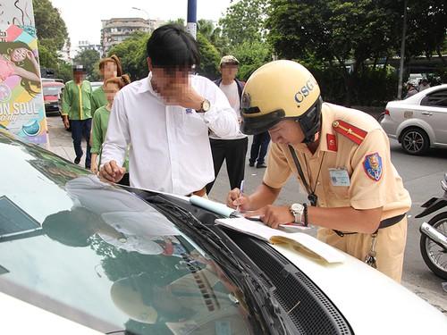 Chỉ mất 3 phút để nộp phạt vi phạm giao thông