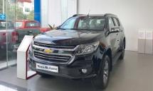 Chevrolet Trailblazer giảm giá gần 400 triệu xả hàng tồn