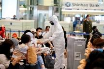 Chờ xét nghiệm, khai báo y tế ở sân bay, hành khách sẽ được phục vụ suất ăn miễn phí