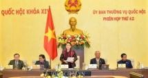Phó Thủ tướng Vũ Đức Đam sẽ báo cáo Thường vụ Quốc hội về công tác phòng, chống dịch