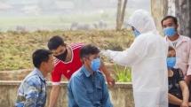 Điện Biên đưa 63 công dân từ nước ngoài về vào cách ly tập trung