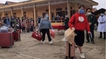 Triển khai theo dõi, giám sát y tế 135 người về Lạng Sơn từ Bệnh viện Bạch Mai