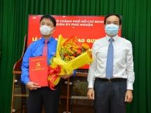 Bí thư Thành đoàn TP HCM Phạm Hồng Sơn làm Bí thư Quận ủy Phú Nhuận