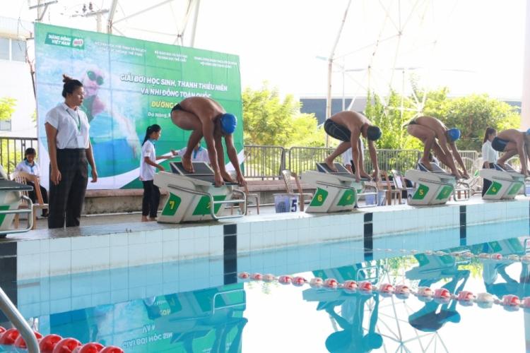 """Giải bơi """"Đường đua xanh"""" năm 2019 sẽ tổ chức cuối tháng 7 tại Huế"""