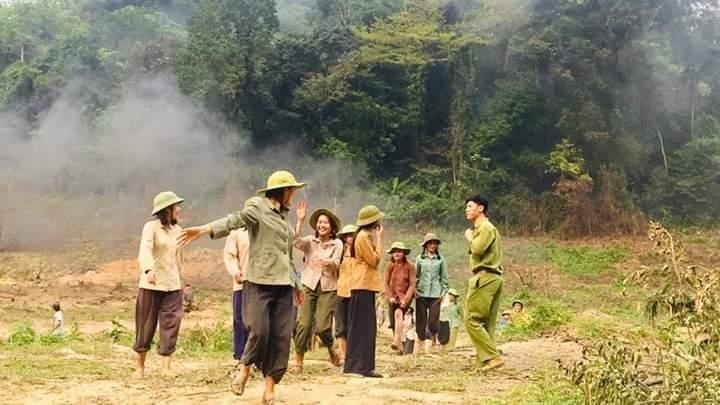 """Khởi quay bộ phim """"Truyền thuyết về Quán Tiên"""" tại Quảng Bình"""