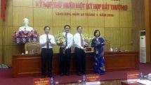 Ông Tô Hùng Khoa thôi chức danh Phó Chủ tịch Thường trực HĐND tỉnh Lạng Sơn