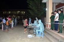 """Điện Biên tiếp nhận và cách ly y tế hơn 900 công dân từ Lào về nước; thực hiện nghiêm """"cách ly xã hội"""""""
