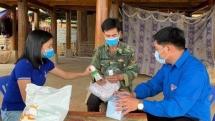 Sức trẻ Điện Biên chung tay phòng, chống dịch COVID-19