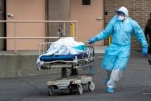 Diễn biến COVID-19 trên thế giới tới 6h sáng 4/4: Gần 6.000 người tử vong/ngày, Mỹ thêm 30.000 ca nhiễm mớii