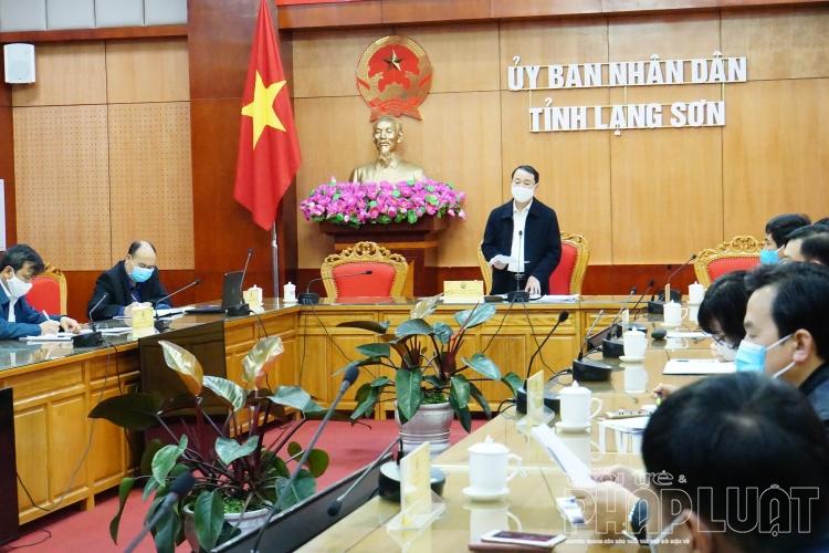 Lạng Sơn khẩn trương thành lập đội xe chuyên trách 600 thành viên vận chuyển hàng qua cửa khẩu