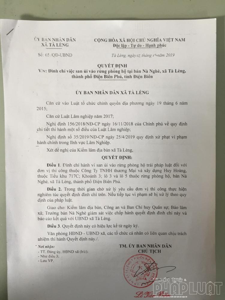 bai 3 doanh nghiep pha rung lam duong sai pham da ro rang sao cham xu ly